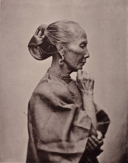 Tanka woman