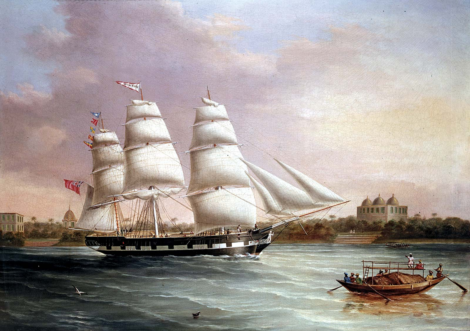 Bombay country ship