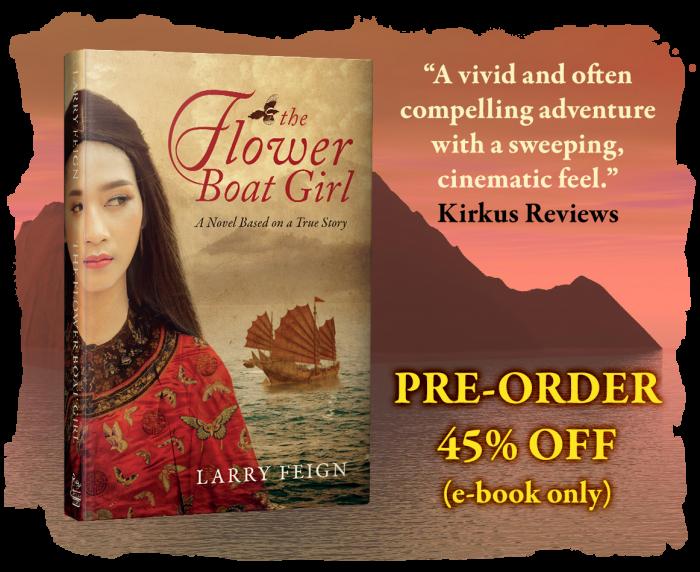 Pre-order The Flower Boat Girl