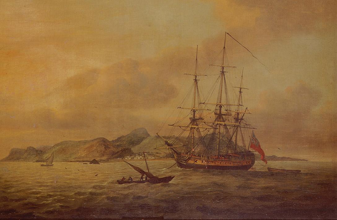 Turner handover